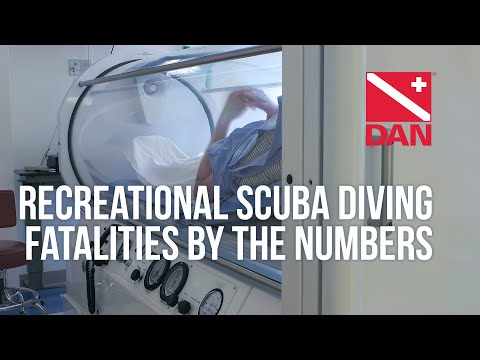 RF3.0 - Recreational Scuba Diving Fatalities by the Numbers