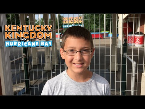 Koaster Kids at Kentucky Kingdom