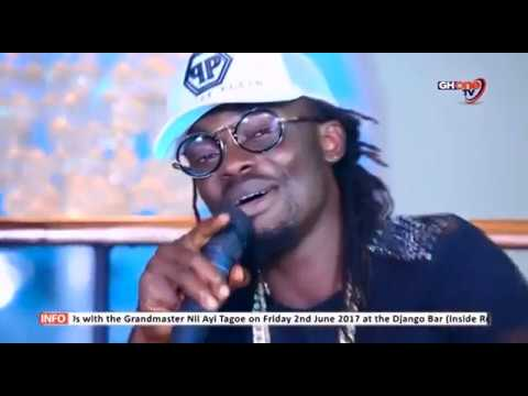 "[Live TV Interview]: SCATA BADA On ""The Big Chat Show"" With MR Logic On GHOne TV"