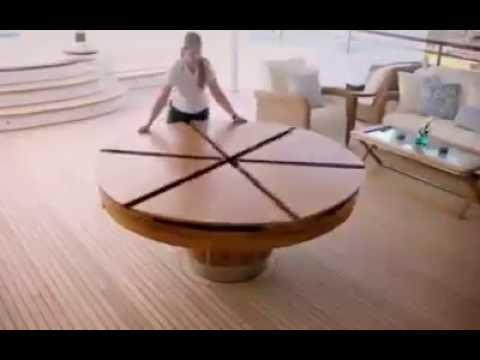 Top 10 mesas inteligentes mesas increibles youtube - Mesa de cocina abatible ...