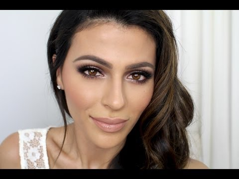 Glamorous Bridal Makeup Tutorial