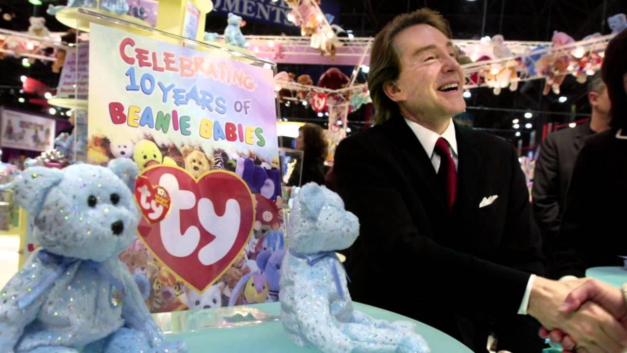 8883017695b Retrospectacle  Ty Warner s Beanie Baby Fad - Decades TV Network ...