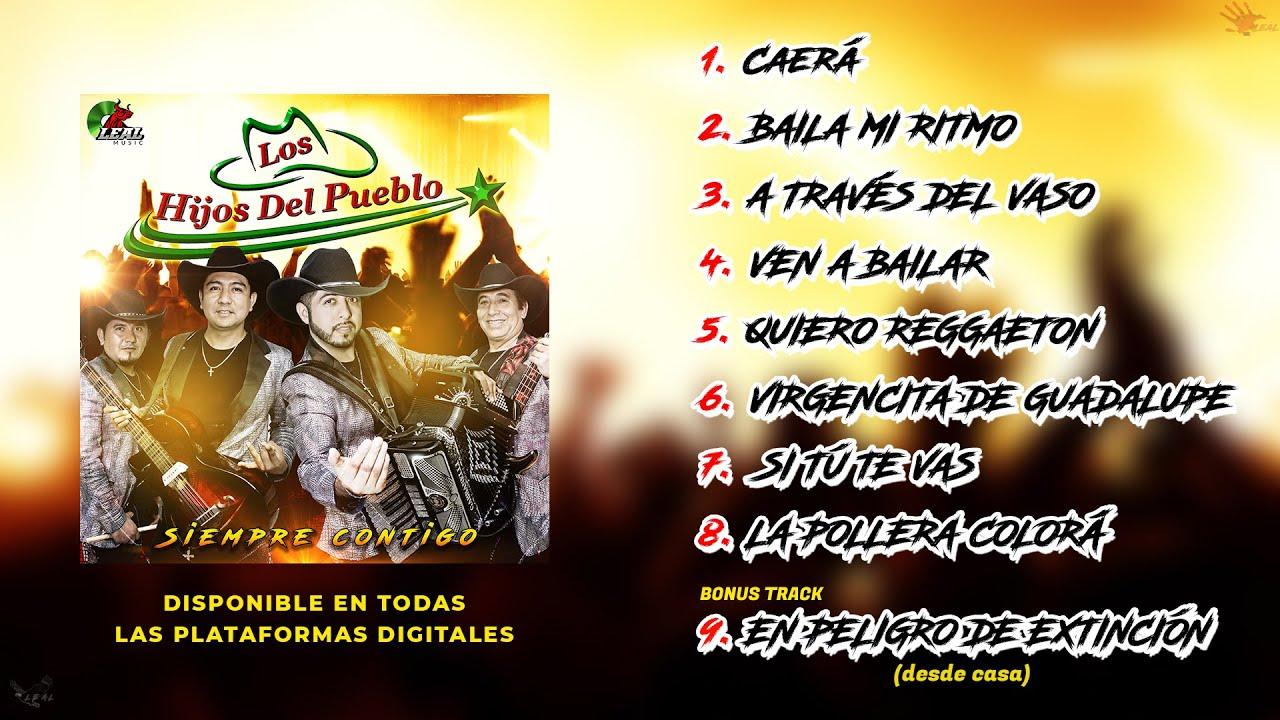Los Hijos Del Pueblo...Siempre Contigo (álbum completo) (audio)