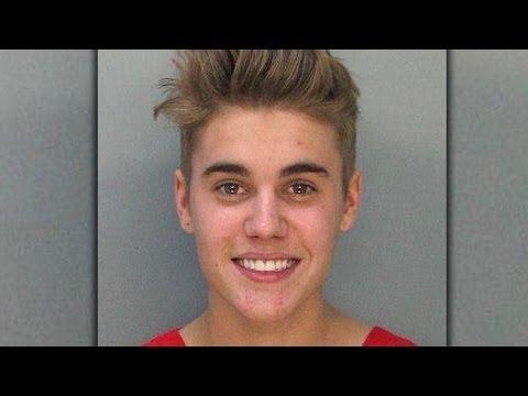 Justin Bieber Arrested for DUI! Singers Who've Been Arrested