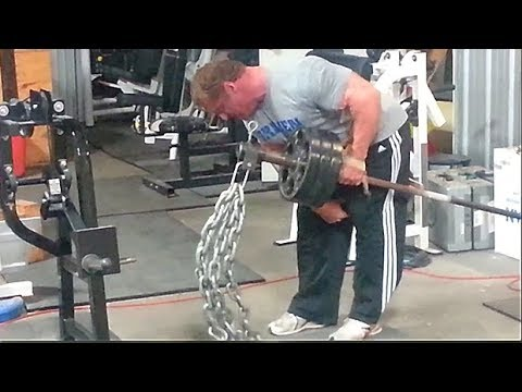 One-Arm Barbell Row - YouTube