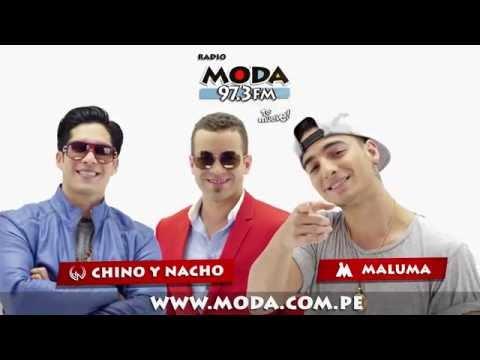 Spot Radio Moda 2016 - Chino & Nacho con Maluma