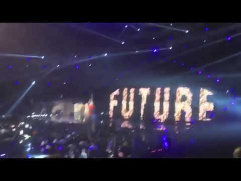 Future performs at MTV MAMA 2016 South Africa