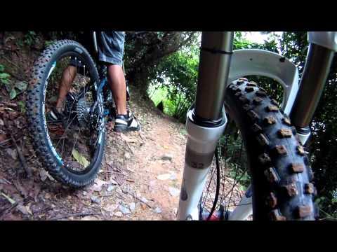 Shock cam at ubin with crash