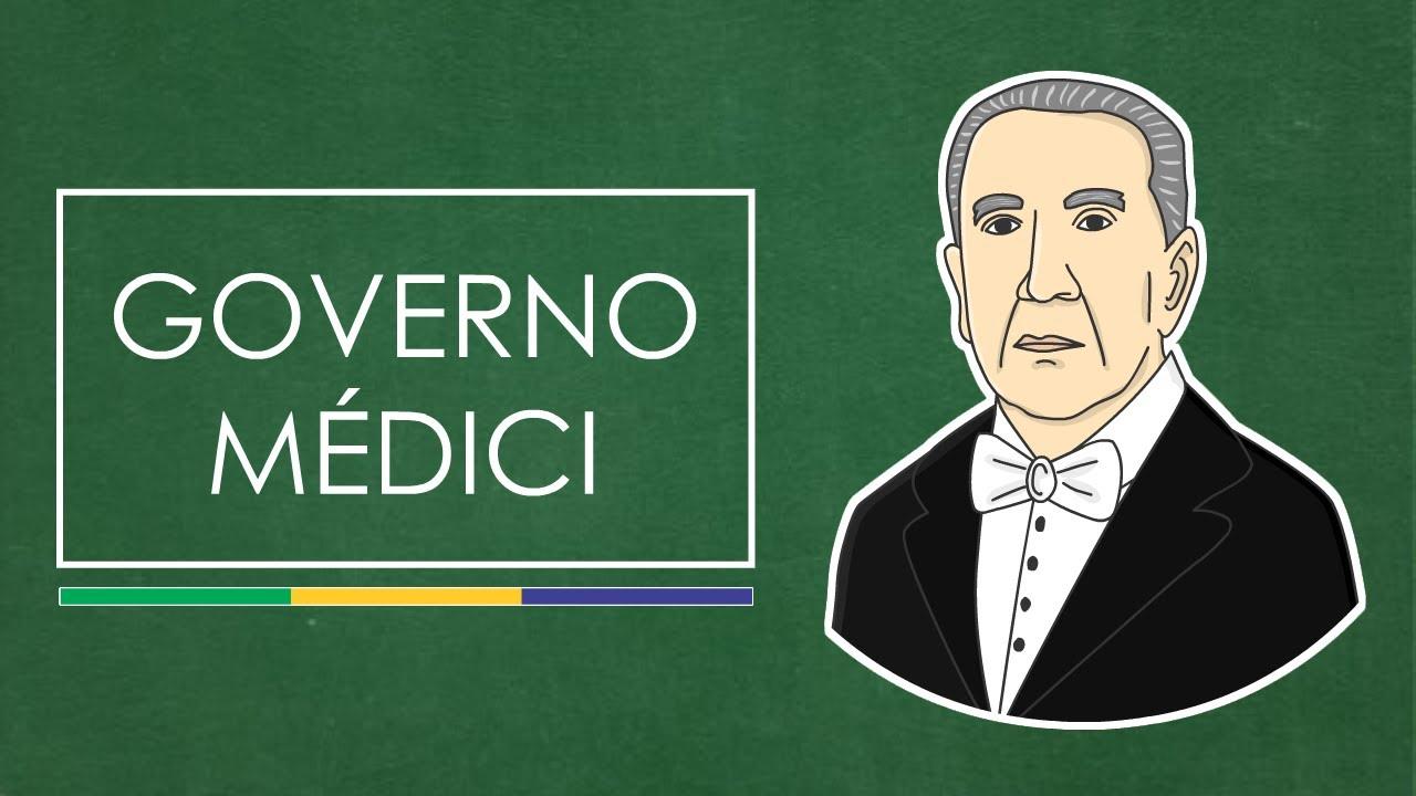 Governo Médici (resumo)