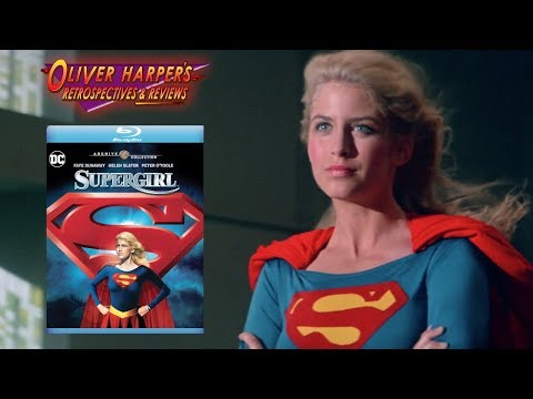 Download Supergirl (1984) BLU-RAY Review