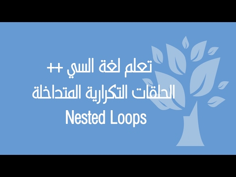 C++ / Nested Loops