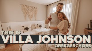 EIGENHEIM ROOMTOUR Part 2 - Obergeschoss! 😍 This is VILLA JOHNSON | AnaJohnson
