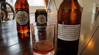 Tasting The Super Rare Greene King 5X By Greene King Brewery | Craft Beer Review