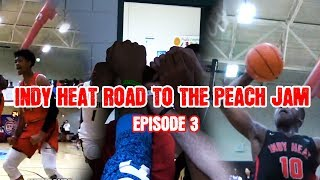 INDY HEAT ROAD TO PEACH JAM Episode 3