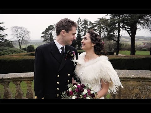 Wedding Video at Coombe Lodge - Tobie and James