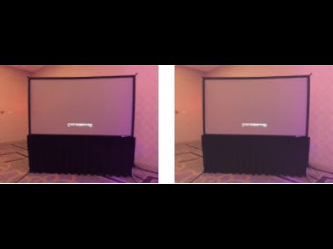 Screens and Projectors - DJ Prashant - Indian DJ in Chicago