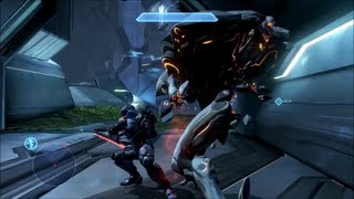 Halo 4 Knight in White Assassination Achievement Guide and Avatar Award