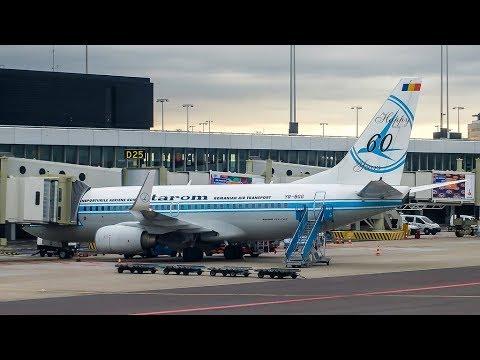 TRIPREPORT | TAROM (ECONOMY) | Boeing 737-700 | Amman-Bucharest