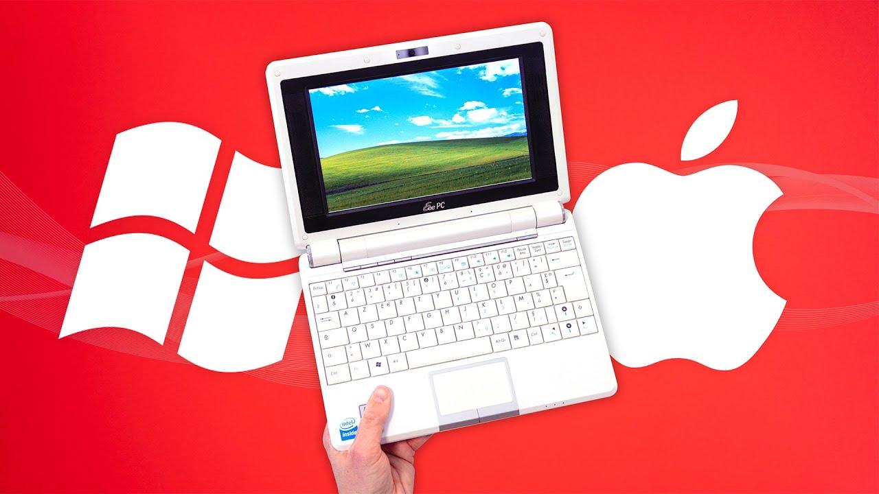 MON PREMIER PC ! (avant le Mac Pro j'avais ÇA...)