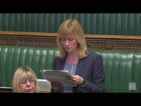 Rosie Duffield MP's Maiden Speech