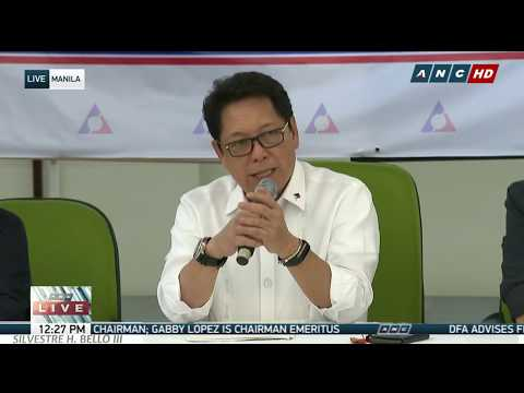 WATCH: DOLE briefing on Labor Day preparations | 19 April 2018