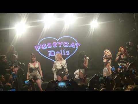 The Pussycat Dolls In Heaven Club - London - 22/02/2020