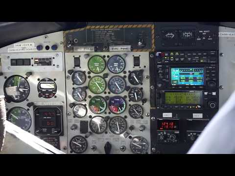 Solomon Airlines DHC-6-300 Twin Otter, flight from Auki (Mal