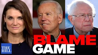 Krystal Ball: Biden so WEAK establishment already blaming Bernie for his loss Krystal talks about establishment Dems putting pressure on Bernie Sanders to drop out of the race and put his support behind Joe Biden. About Rising: Rising is ..., From YouTubeVideos