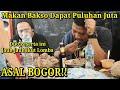 - JAUH DARI BOGOR!! DUA PESERTA INI IKUT 2 DAN 3 BAKSO CHALLENGE BAKSO BAGOES TUREN MALANG