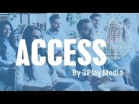 ACCESS LA: PANEL: Creating Accessible Content
