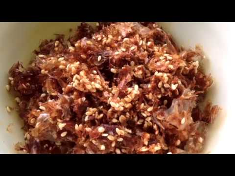 japanese-okaka-furikake(rice-seasoning)-|-super-easy-&-healthy-recipe