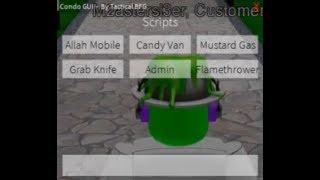 Server Side GUI por Tactical BFG {Roblox Exploit} (vazada)