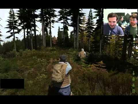 Idle Thumbs plays DayZ with PC Gamer's Evan Lahti: Part 2.1