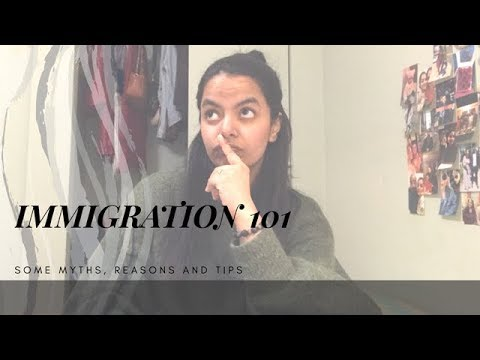 IMMIGRATION 101 | Part 1 | Myths, Reasoning & Tips | MSIMPERFECTO Info