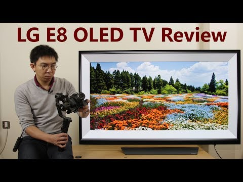 LG E8 OLED TV Review: Technicolor Firmware Update; Dimming Issue