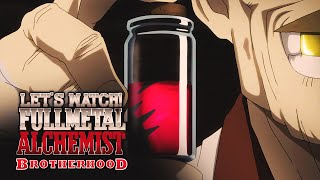 Lets Watch Fullmetal Alchemist Brotherhood