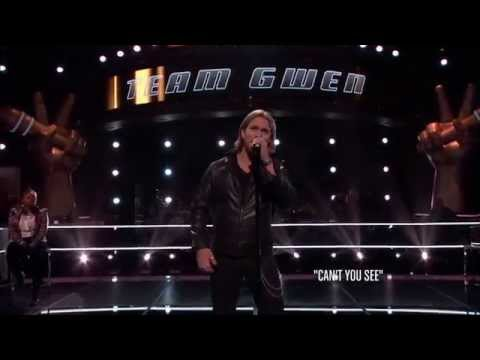 Craig Wayne Boyd - Can't You See (The Voice 2014 Knockouts)