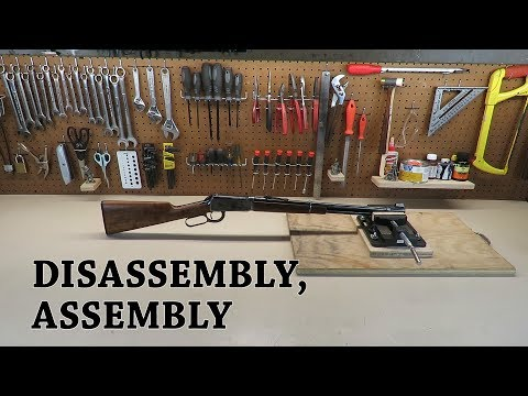 Winchester 94 Disassembly, Assembly