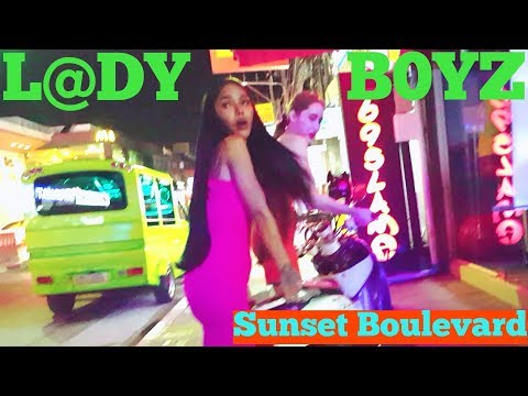 L@DY B0YZ - Sunset Boulevard - VLOG 29