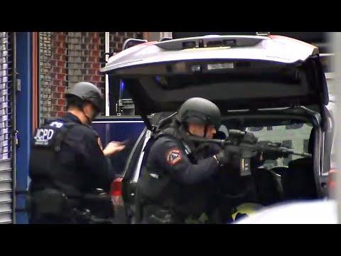 1 Cop Shot in 'Ambush' Active NJ Shooter Situation: Official