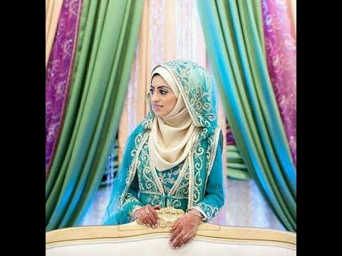 Muslim Bridal Hijab Styles