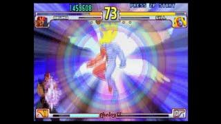 Street Fighter III: 3rd Strike - Akuma final battle vs. Gill & finale
