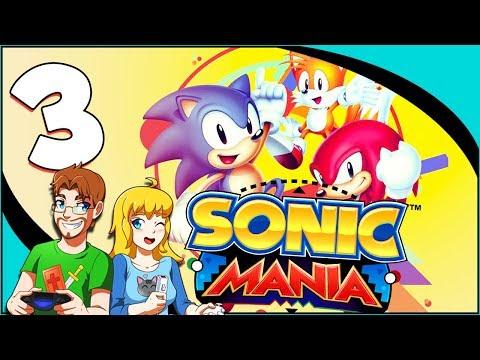 Sonic Mania Part 3 Stuidopolis! CASINO NIGHT Reborn? (PS4 PRO)