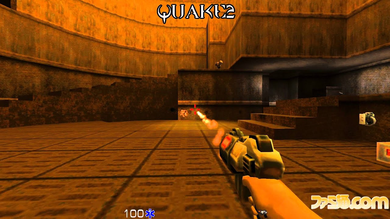 E16M1: 売れたけど賛否両論! 何かが違った『QUAKE II』(前編
