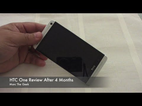 HTC One (M7) Review After 4 Months Of Usage