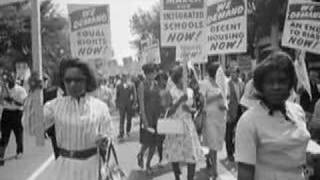A Short Report on School Desegregation