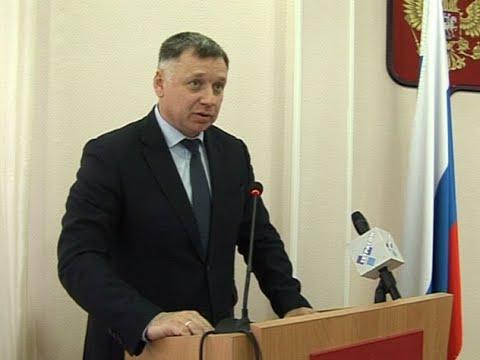 Юрий Мишанков покидает пост главы администрации Россошанского района