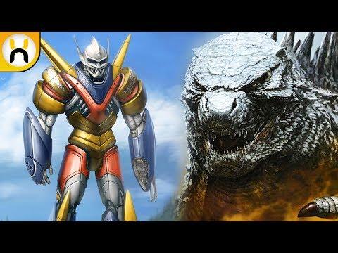 The Return of Jet Jaguar | Godzilla: King of the Monsters