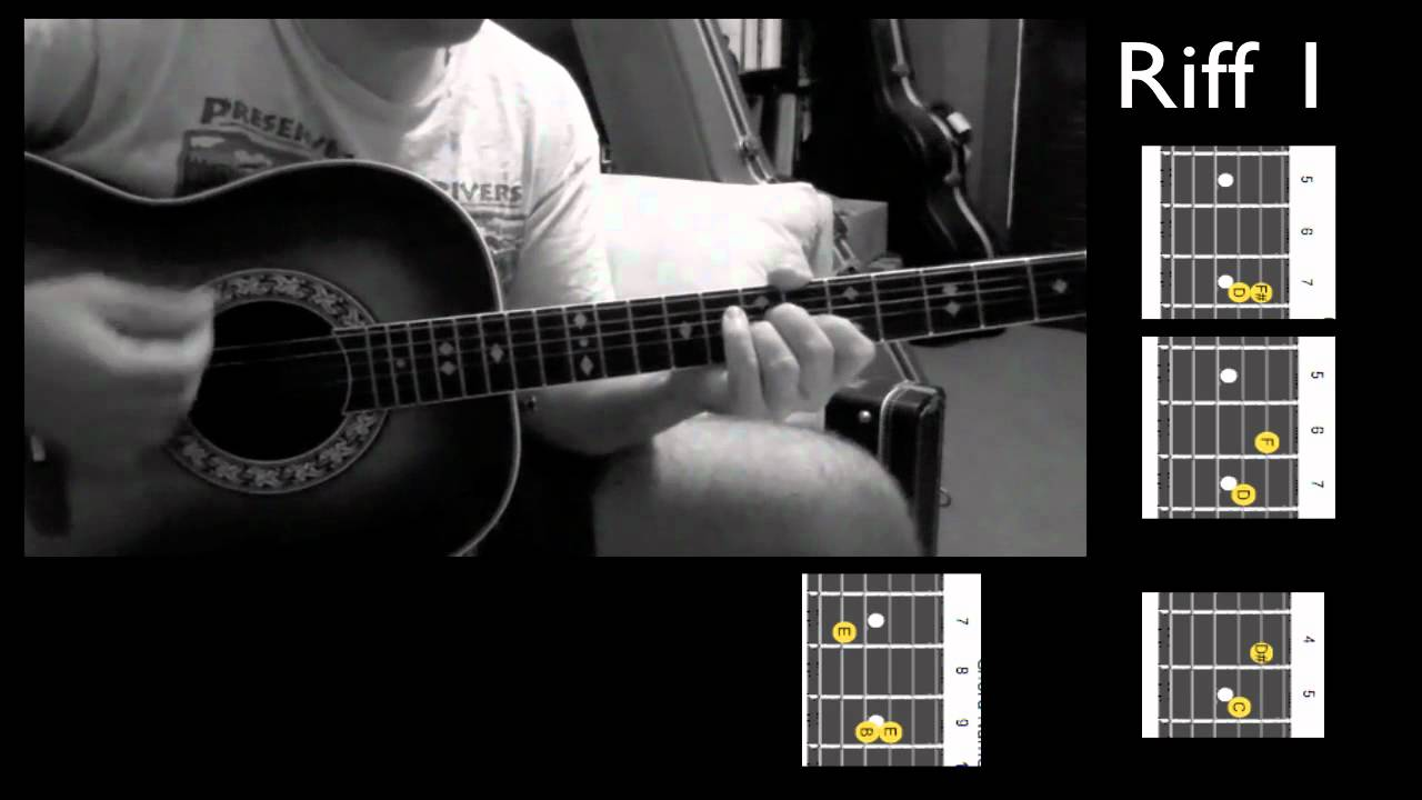How To Play Wooden Ships By Crosby And Stills