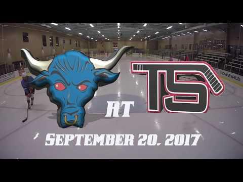Beer League Hockey | Blue Bulls vs. Top Shelf, 9/20/17